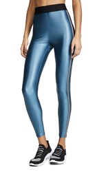 Heroine Sport Jetset Leggings Denim Gloss