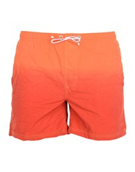 Pirelli Pzero Swim Trunks Orange