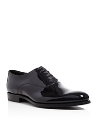 Alfred Sargent Naval Patent Leather Oxfords