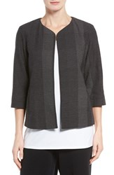 Eileen Fisher Women's Karume Dash Organic Cotton Jacket