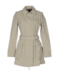 Aquarama Coats And Jackets Full Length Jackets Women Sand