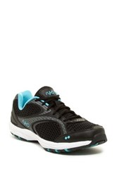 Ryka Dash Walking Sneaker Wide Width Available Black