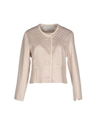 .. Merci Suits And Jackets Blazers Women Beige
