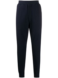 Dsquared2 Woven Trackpants Blue