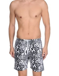 Franks Swimming Trunks Black