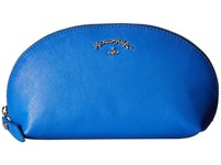 Vivienne Westwood Miami Cosmetic Pouch Blue Travel Pouch