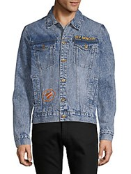 Members Only Hey Arnold Denim Jacket