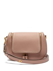 Anya Hindmarch Vere Small Leather Shoulder Bag Pink Multi