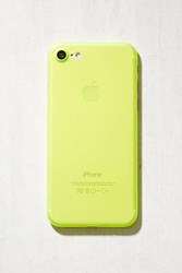 Urban Outfitters Ultra Slim Iphone 6 7 Case Bright Yellow