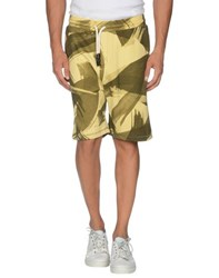 Supreme Being Trousers Bermuda Shorts Men