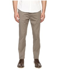 Theory Zaine Tt.Lenix Pants Sidewalk Men's Casual Pants Taupe