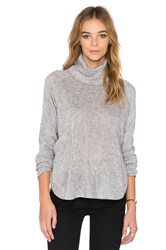 Shades Of Grey Turtleneck Gray