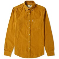Barbour Parkhurst Shirt Japan Collection Yellow