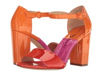 Katy Perry The Liz Red Orange Patent Women's Shoes