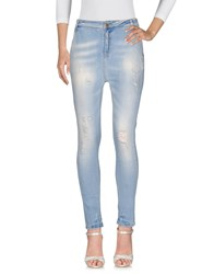 Ab Soul Denim Denim Trousers Blue