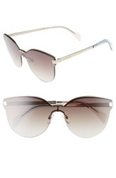 Tommy Hilfiger Women's 99Mm Rimless Cat Eye Sunglasses