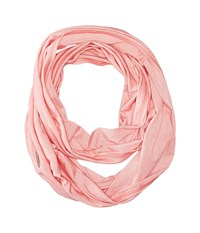 Smartwool Seven Falls Infinity Scarf Bright Coral Scarves Gray
