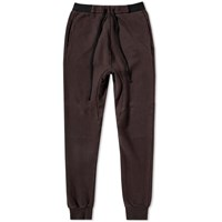 Unravel Project Low Rise Sweatpant Brown