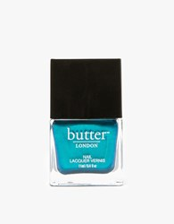 Butter London Seaside Aquamarine