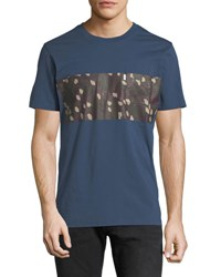 Wesc Maxwell Chest Pocket Tee Blue