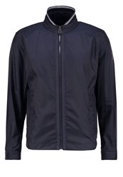 Joop Sholto Summer Jacket Dunkel Blau Dark Blue