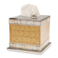 Julia Knight Classic Tissue Box Toffee