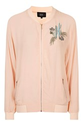 Goldie Cactus Bomber By Blush