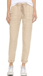 Three Dots Kai Basic Pants Spiced Bourbon