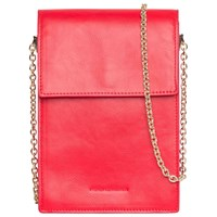 French Connection Betty Rectangular Cross Body Bag Shanghai Red