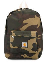 Carhartt 'Laurel' Backpack Green