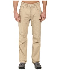 Mountain Khakis Camber 106 Pants Classic Fit Yellowstone Men's Casual Pants Beige
