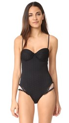 Wildfox Couture Valerie Swimsuit Clean Black