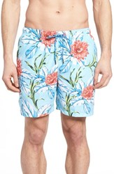 Tommy Bahama Men's Big And Tall Naples Fira Floral Swim Trunks