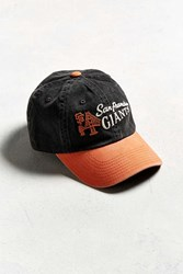 American Needle Dyer San Francisco Giants Baseball Hat Black