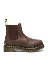 Dr. Martens Leonore Chelsea Boots Brown