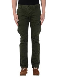 Rockstar Casual Pants Military Green