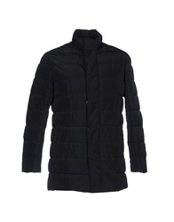 Domenico Tagliente Jackets Black