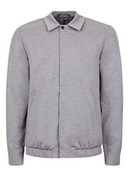 Topman Blue Light Grey Coach Jacket