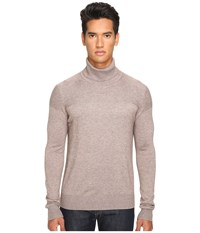Jack Spade English Rolled Neck Sweater Mink