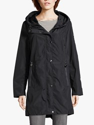 Betty Barclay Parka With Hood Navy