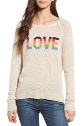 Zadig And Voltaire Women's Baly Bis Cashmere Sweater