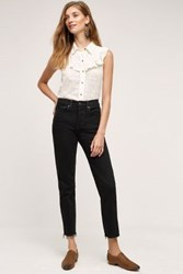 Anthropologie Levi's Wedgie Icon Ultra High Rise Jeans Carbon