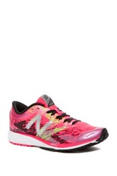 New Balance Q17 Strobe Launch Running Sneaker Wide Width Available Pink