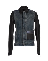 Drkshdw By Rick Owens Denim Denim Outerwear Men Blue