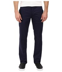 Huf Fulton Chino Pants Navy Men's Casual Pants