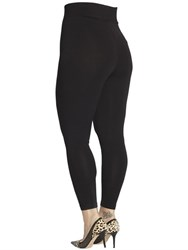 Beth Ditto High Waisted Stretch Rayon Leggings