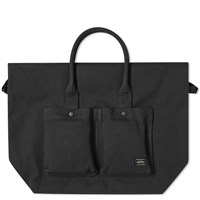 Head Porter Banff Large Tote Bag Black