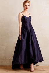 Tracy Reese Marina Gown Navy