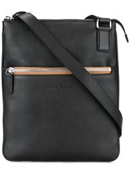 Salvatore Ferragamo Messenger Bag Black