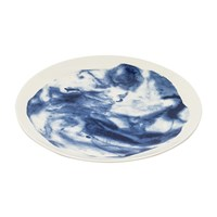1882 Ltd Indigo Storm Dinner Plate Swirl